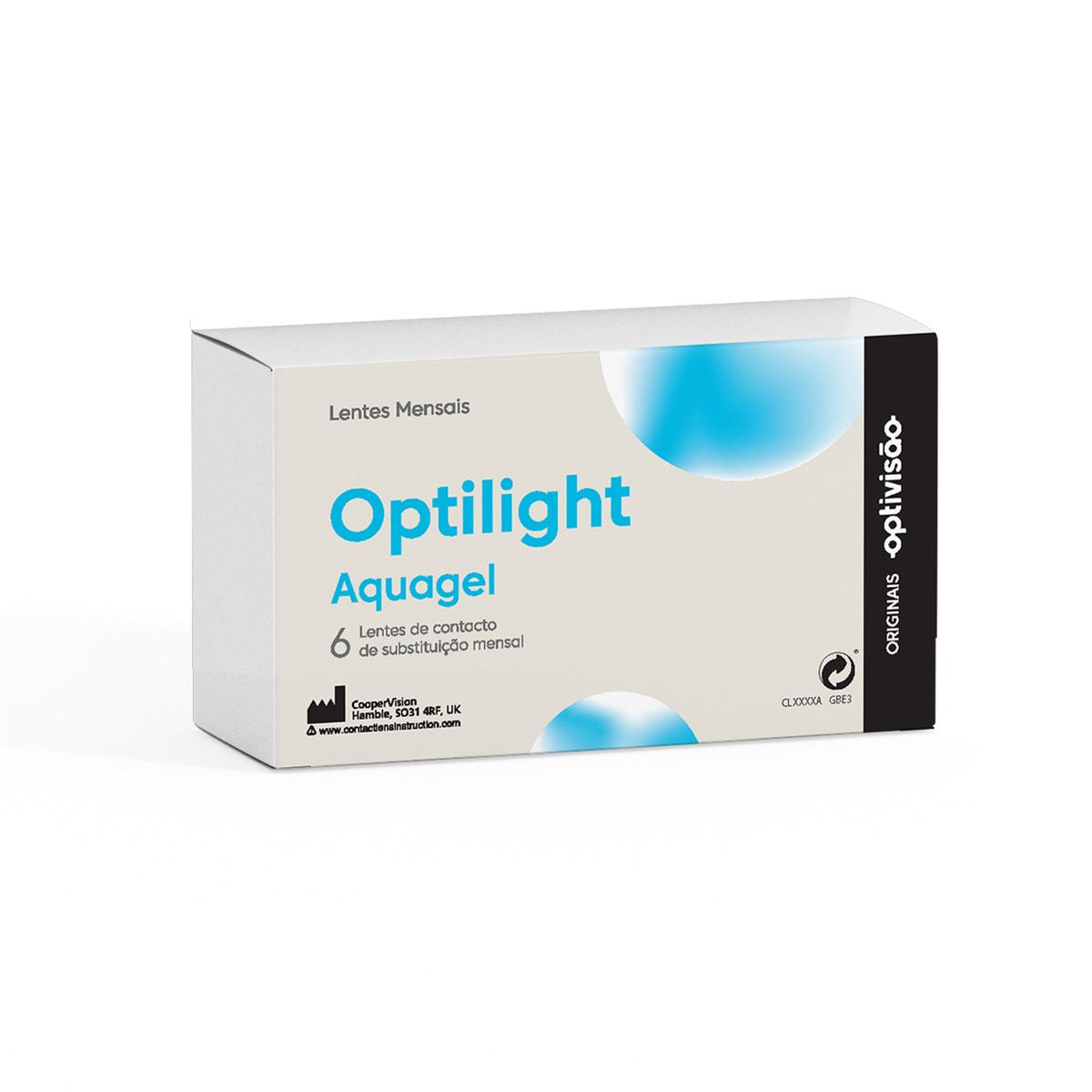 86b6b9543 Optivisão - Lentes de Contacto Optilight